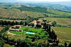 Cinigiano, Tuscany, Italy