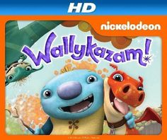 Wallykazam! (TV Series 2014- ????)