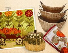 I pinned this from the Pumpkin Patch - Fall Decor, Bakeware & Outdoor Adventure Essentials event at Joss and Main!