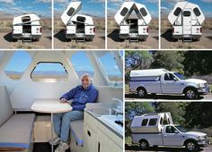 Quickupcamper Prototype  #camping #microdwelling