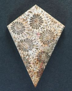 Indonesian Agatized Coral Designer Cabochon from Gerard Scott Designs - $34 Fossilized Coral, Stones, Jewelry, Design, Art, Art Background, Rocks, Jewlery, Jewerly