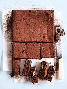 Rich Walnut Brownie | Donna Hay