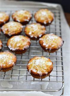 Pure and Simple Nourishment : Grain Free Orange Coconut Muffins (Paleo, SCD, GAPS, Nut Free)