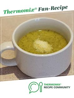 Quick Easy Vegetable Soup by ThermoHow. A Thermomix <sup>®</sup> recipe in the category Soups on www.recipecommunity.com.au, the Thermomix <sup>®</sup> Community.