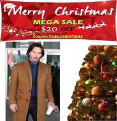Siberia Movie Keanu Reeves Coat ------------------------------------------------- Worldwide Shipping & get special Christmas Discount. -------------------------------------------------- #longcoat #keanureeves #siberia #browncoat #woolcoat
