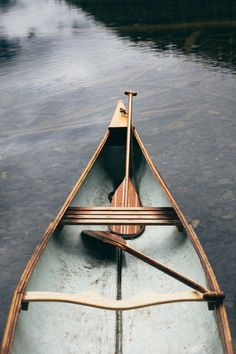 ☪ gunflint paddles by Sanborn Canoe Co.