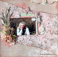 Project created by Kim Heard using the November 2014 kit, Beloved.   Pin this project to win a prize! swirlydoos.com