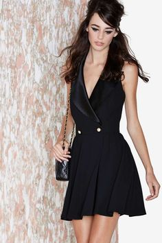 Vintage Midnight Hour Dress
