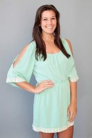 RESTOCK!!! Love in the Afternoon Dress-Mint