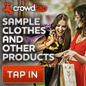 CrowdTap is a site like house party where you can apply to host parties and sample new products, but you also earn points you can redeem for gift cards like amazon and more.