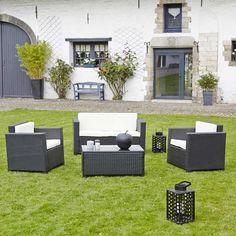 Amalfi lounge salon | Salon de jardin | Pinterest | Amalfi, Lounges ...