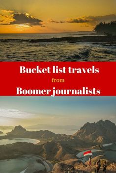 Bucket list international travel recommendations and inspiration from Boomer travelers. Check out these amazing destinations by clicking on the photo http://travelphotodiscovery.com/boomer-international-bucket-list-travel/