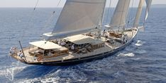 ATHOS yacht for charter