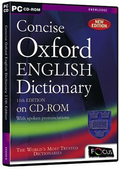 Free Download MSDict Concise Oxford English Dictionary and Thesaurus | Downloada2z.com