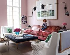Bohemian spaces living room #interiors