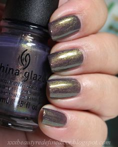 China Glaze All Aboard Fall 2014 - Choo-Choo Choose You