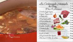 Carbonnade d'agneau aux légumes de Guy - Recettes - Les Carnets de Julie - France 3