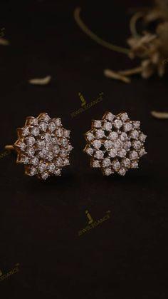 Diamond Studs, Diamond Jewelry, Gold Jewelry, Jewlery, Diamond Earrings, Gold Necklace, Buy Earrings, Cluster Earrings, Frozen Jewelry