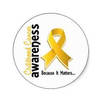 Childhood Cancer, brain tumor (& other) Awareness Ribbons & gifts | explanation of colors |  tee shirts for Go Gray in May, etc.