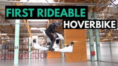 Hoversurf, a Russian company that builds drones, introduced their latest prototype: the A single-seat, electric-powered hoverbike. Latest Video, Channel, World, Awesome, Youtube, Ideas, The World, Thoughts, Youtubers