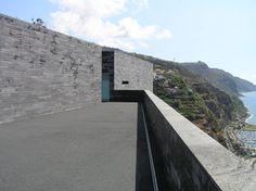 Centro das Artes - Casa das Mudas , Paulo David, Calheta/Madeira, Portugal, Stein, Monolith, grau