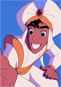 Day 3 Disney Challenge: Favorite Disney prince is Adlladin.  He is so sweet and true which makes me love him all the more.