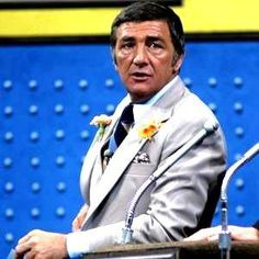 """Richard Dawson, the British actor and comedian best known for kissing every female contestant he could get his hands on in the television game show """"Family Feud,"""" passed away last Sunday. :("""