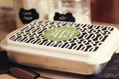 Design Your Own Casserole Dish (classic patterns) – Southern Belle Boutique