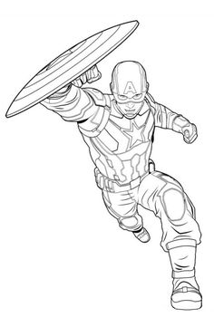 7 Best AVENGERS COLORING images   Coloring pages, Coloring books ...