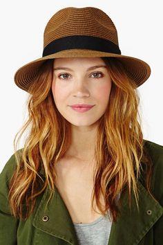 Panama Hat - Mocha