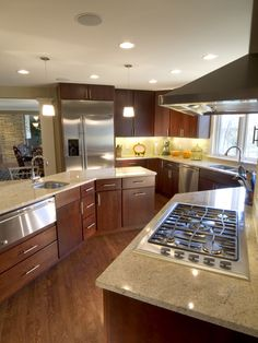 Spaces Light Granite Design, Pictures, Remodel, Decor and Ideas - page 8
