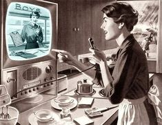 History of the Future: an odd assortment of free videos from the past which dared to imagine the future of style, technology and even philosophy. Some are amazingly relevant, while others totally missed it. Either way, it's fun to see what they were thinking.