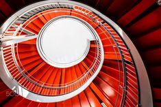 spiral staircase by Koji Kishita / Spiral Staircase, Home Appliances, Photography, House Appliances, Spiral Stair, Photograph, Fotografie, Appliances, Photoshoot