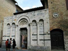 Convento di San Francesco - San Gimignano