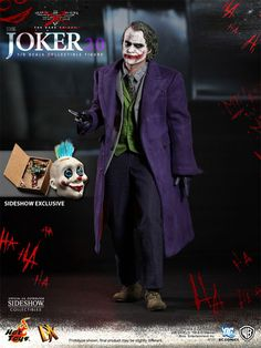 Sideshow Collectibles - The Joker 2.0 - DX Series Sixth Scale Figure