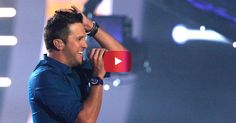 """Luke Bryan ~ Drink a Beer... """"The sacrifices these veterans and their families have made help keep our country free."""""""