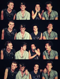 The Vamps!!!!!!!!!!!!! THEY ARE SO HOT!
