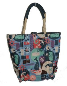 49.00- 59.00 Handbags Lily Bloom Nautical Surf Bloom Reversible Tote -  http    feffb32c06638