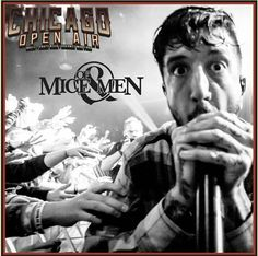 Of Mice & Men to play Chicago Open Air 2016