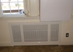 recessed radiator in wall - Google Search