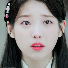 Iu Gif, Scarlet Heart, Moon Lovers, Cute Makeup, Korean Celebrities, Korean Actresses, Korean Singer, My Sunshine, Kpop Girls