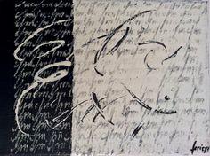 Petits formats Making Tools, Mark Making, Graphic Design Art, English, Artist, Calligraphy, Artists, English Language
