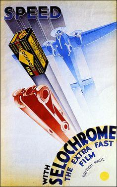 Selochrome extra fast film