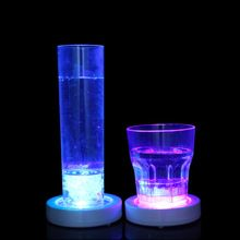 2016 Exquisite Barware Wholesale LED Pvc Coaster With Base - search result, Shenzhen Great-Favonian Electronics Co., Ltd.