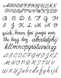 Freehand Scripts | Flickr - Photo Sharing!
