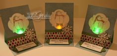 Snow Much Fun Luminary Easel Card Z Cards, Fun Fold Cards, Easel Cards, Holiday Cards, Christmas Cards, 3d Christmas, Christmas Projects, Christmas Ideas, Card Making Templates