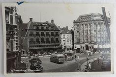 Front Side: 1956 NETHERLANDS PHOTO USED POSTCARD