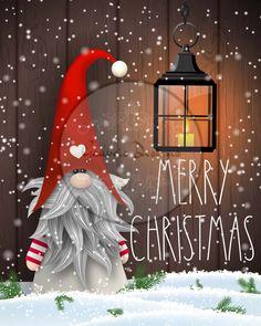 merry christmas Merry Christmas Gnome R - Christmas Gnome, Christmas Art, Christmas Projects, Holiday Crafts, Christmas Decorations, Christmas Ornaments, Merry Christmas Wishes, Christmas Greetings, Merry Christmas Images