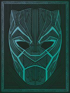 Image result for black panther tribal pattern Black Panther King, Black Panther Tattoo, Spiderman, Batman, Marvel Cinematic Universe, Geek Stuff, Superhero, Fictional Characters, Studios