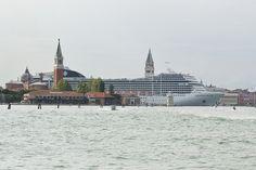 photo by Luca Zanon - Grandi Navi a Venezia